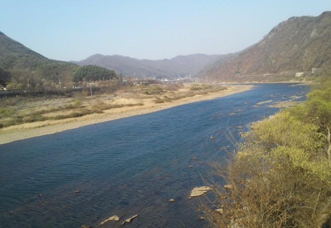 북한강~~~